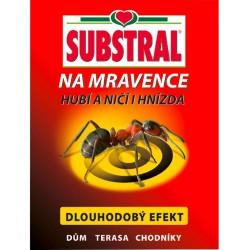 Substral na mravence dlouhodobý efekt 1x100g