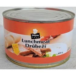 Lunchmeat drůbeží Quick&easy 1x400g