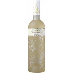 Bílé víno polosladké Chardonnay Glamour 12% 1x0,75l