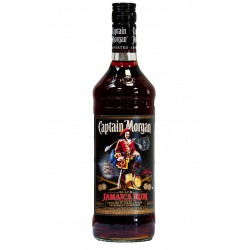 Captain Morgan Black spiced 40% 1x1000ml