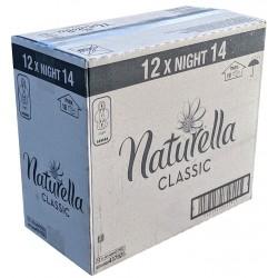 Dámské hygienické vložky duo classic wings night Naturella 12x (2x7ks) - 168ks