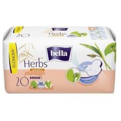 Dámské hygienické prodyšné vložky Herbs sensitive Bella 20ks