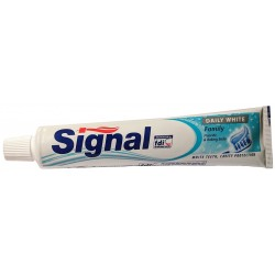 Zubní pasta Signal Daily White family care 1x75ml