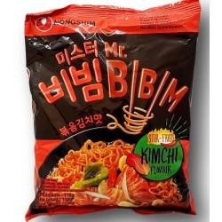 Instantní nudlová polévka pálivá s Kimchi příchutí - Nong Shim 118g