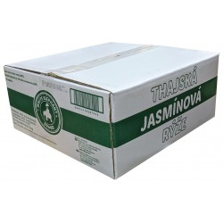 Jasmínová rýže dlouhozrnná Thajský původ Milkpol 12x1kg