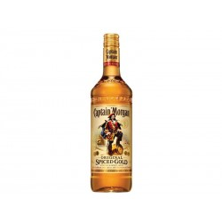 Captain Morgan Spiced Gold 35% 1x1l