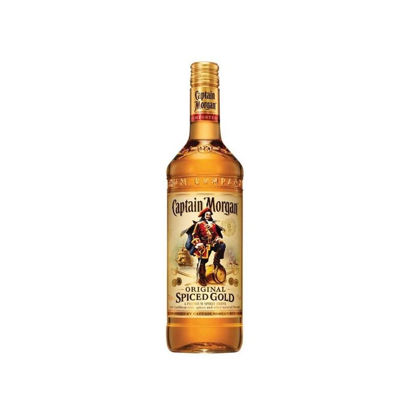 Captain Morgan Spiced Gold 35% 1x1l