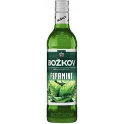 Peprmintový likér Peprmint Božkov 19% 1x0.5l