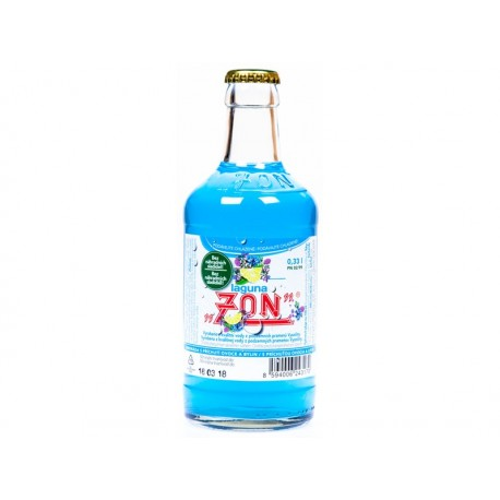 ZON Modrá Laguna 0,33l sklo Třebíč