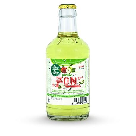 ZON jablko limonáda 0,33l sklo Třebíč