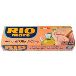 Tuňák v olivovým oleji - Rio Mare 3x80g