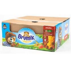 Jemné pečivo jahůdka - Brumík 48x30g