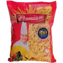 Široké nudle bezvaječné těstoviny sušené Premium 20x400g