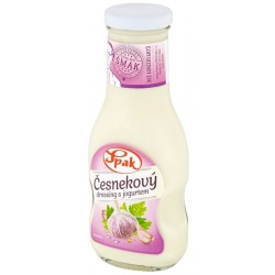 Česnekový dressing s jogurtem Spak 1x250ml
