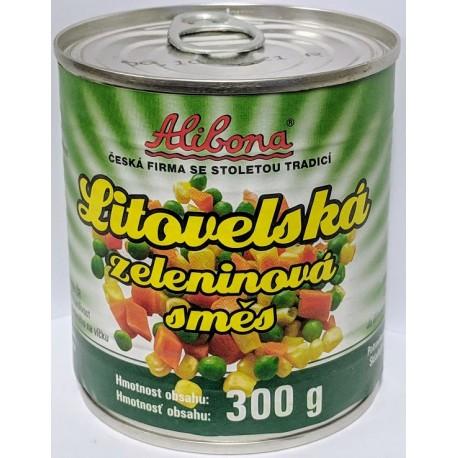 Litovelská zeleninová směs - Alibona 300g
