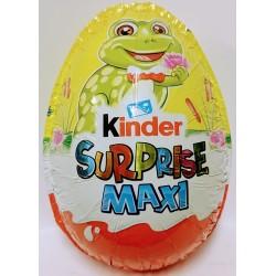 Kinder Surprise Maxi čokoládové vajíčko s hračkou u vnitř 1x100g