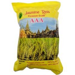 Jasmínová rýže Premium AAA 100% přírodní rýže 1kg