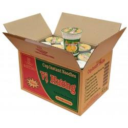 Instantní Thajská polévka v kelímku Vepřová - MI HOLIDAY 24x60g