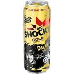 Energetický nápoj Dakar - Big Shock - limitovaná edice 6x500ml