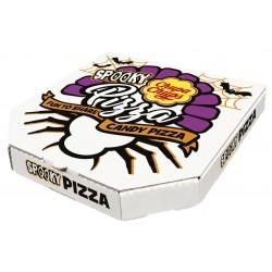 Pizza z želé a pěnových ovocných bonbónů SPOOKY - Chupa Chups 365g