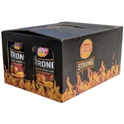 Chipsy Strong Chicken Wings - Lay's 12x77g