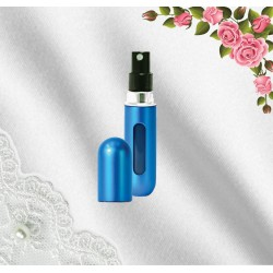 Elegantní rozprašovač na parfémy - modrý