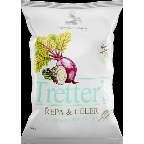 Tretter ´S Řepa&Celer mořská sůl 1x90g