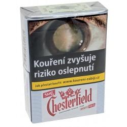 Kartonové balení měkká krabička cigarety s filtrem Chesterfield Soft Red Start kolek F 109 Kč 10x20 ks