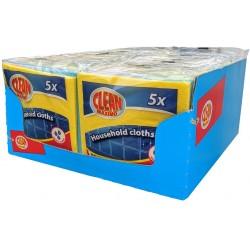 Utěrky pro domácnost Clean Maximo 36x(5ks35x35cm)