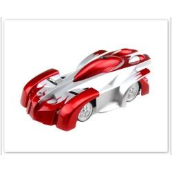 Antigravitační autíčko červené