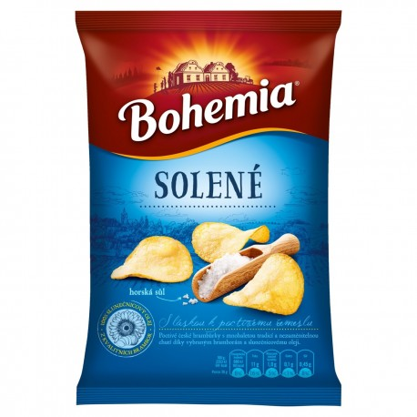 Bohemia Chips solené 1x70g