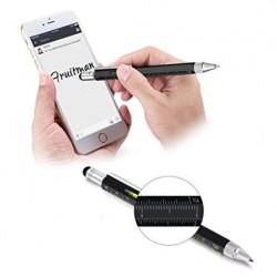 Víceúčelové pero - kovové