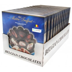 Čokoládová bonboniéra - plody moře Maitre Truffout 12x250g