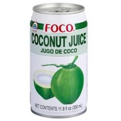 Kokosový džus - FOCO 350 ml