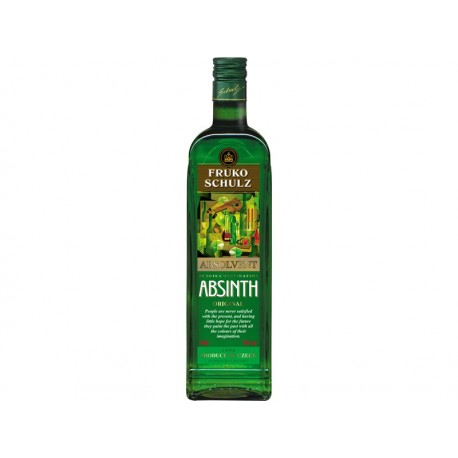 Absinth Absolvent 70% 1x500ml