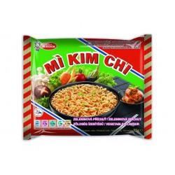 Instantní zeleninová nudlová polévka - MÍ KIM CHI 75 g