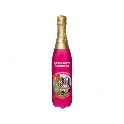 Krtečkovy bublinky malina nealkoholický nápoj 1x700ml