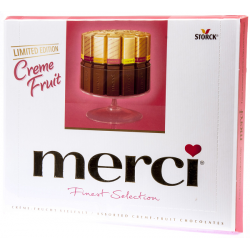 Limitovaná edice bonboniéra Creme Fruit Merci 1x250g
