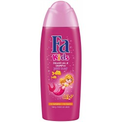 Shower Gel & Shampoo Kids Fa 1x250ml