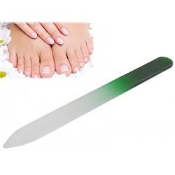 Skleněný pilník na nehty