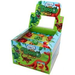 Želé ve tvaru Dinosaurů - Dino Jelly 66ks - Vidal