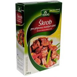 Natura Škrob pro přípravu masitých jídel 250g