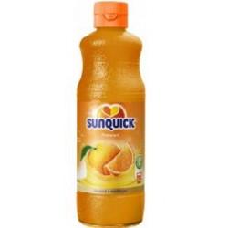 Nápojový koncentrát sirup pomeranč - Sunquick skleněná láhev 580 ml
