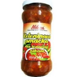 Zeleninová omáčka na těstoviny pikant - Alibona 370 g