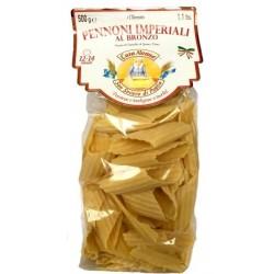 Těstoviny Pennoni Imperiali Al Bronzo - Cara Nonna 500g