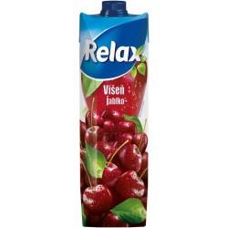 Višňový džus - Relax 12x1l