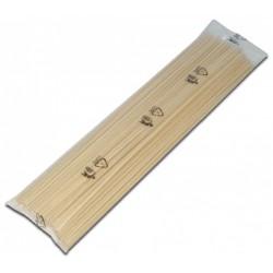 Špejle lipové hrocené 30 cm 1x100 ks