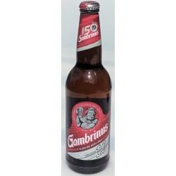 Pivo výčepní světlé Gambrinus Originál 10 - 4,3% - vratná láhev 1x0,5l