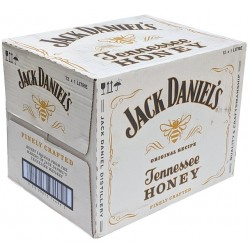 Jack Daniels Tennessee Whiskey Honey 35% 12x1,0l