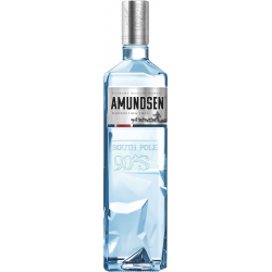 Amundsen Expedition 1911 vodka láhev dekor ledovec 40% 1x1l
